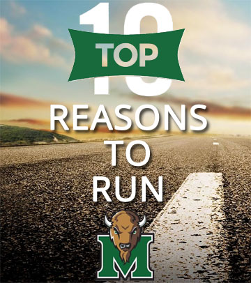Top 10 Reasons To Run